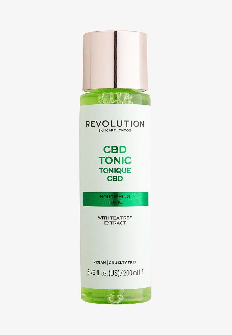 Revolution Skincare - CBD TONIC - Toner - -