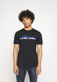 Ellesse - FILIP - Print T-shirt - black - 0