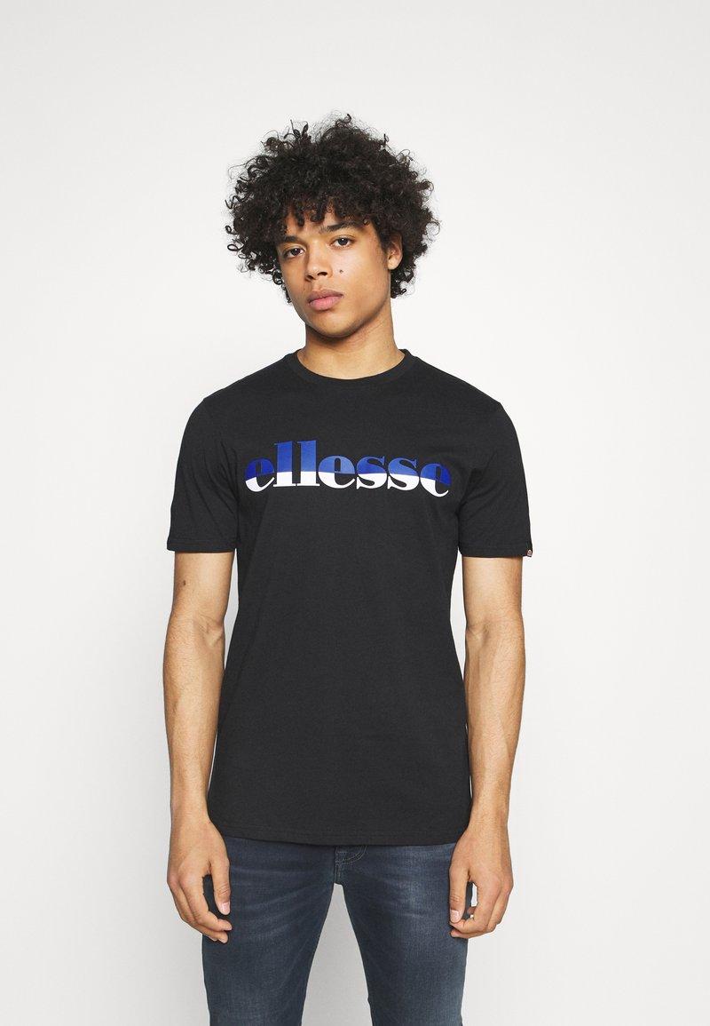 Ellesse - FILIP - Print T-shirt - black