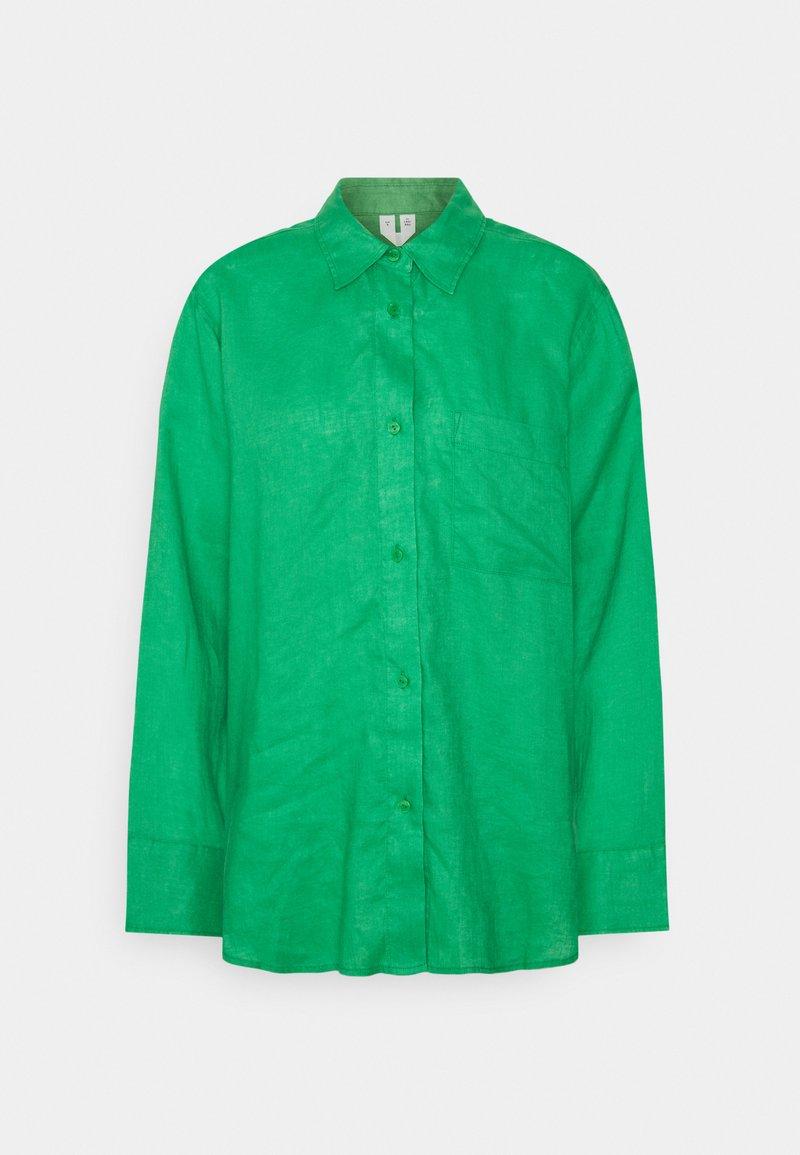 ARKET - Camisa - bright green