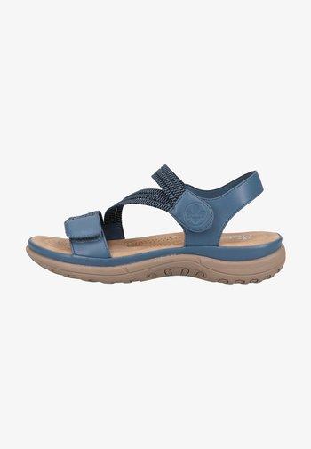 Walking sandals - royal