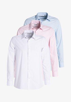 3 PACK - Camisa - blue