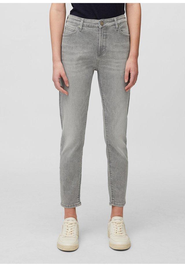 Jeans slim fit - multi/pigeon mid grey