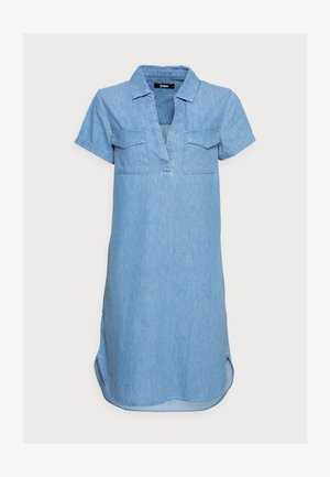 Denim dress - light blue