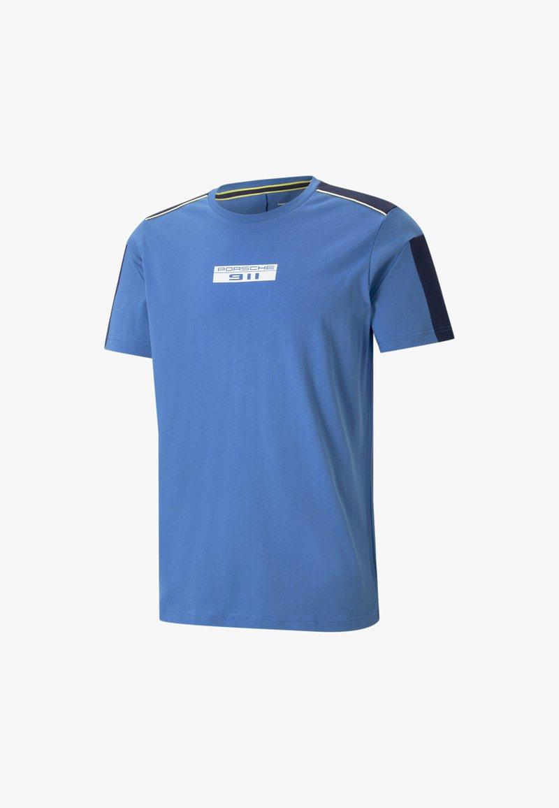 Puma - PORSCHE LEGACY  - Print T-shirt - star sapphire