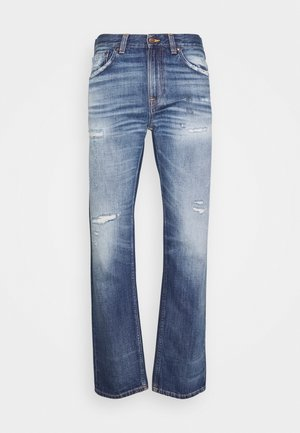 GRITTY JACKSON - Jeans straight leg - desert life