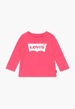 BATWING - Long sleeved top - camelia rose
