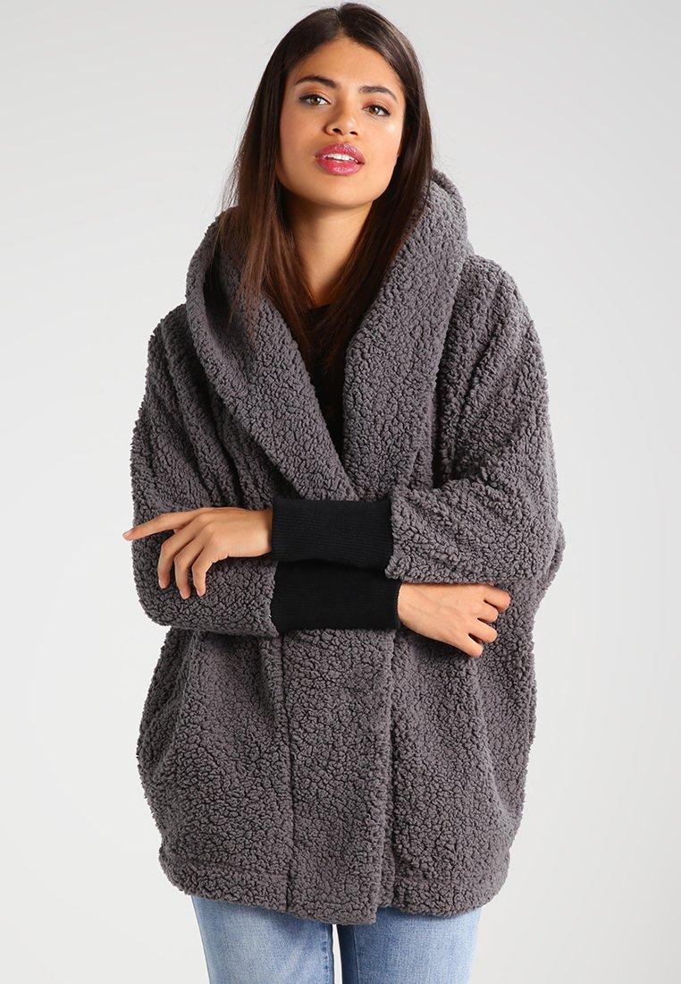 Women NMCUDDLE COATIGAN - Winter coat