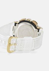 G-SHOCK - GOLD-INGOT TRANSPARENT GM-110SG UNISEX - Digital watch - gold-coloured/transparent - 1