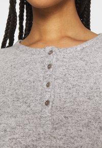 Anna Field - SET - Pyjamas - dark grey - 4