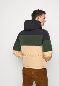 Lacoste - Down jacket - viennese/viennese-sinople-abysm - 2