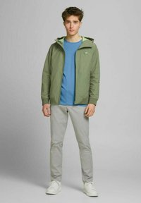 Jack & Jones - Light jacket - deep lichen green - 1