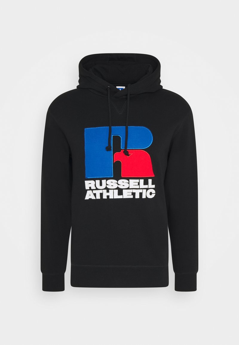 Russell Athletic Eagle R - COLIN MEN'S ICONIC UNISEX - Hoodie - black