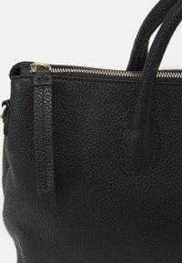 Abro - GUNDA BIG - Shopping bag - black - 4