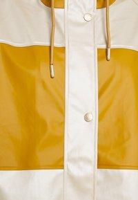 Ilse Jacobsen - TRUE RAINCOAT - Vodotěsná bunda - platin - 2