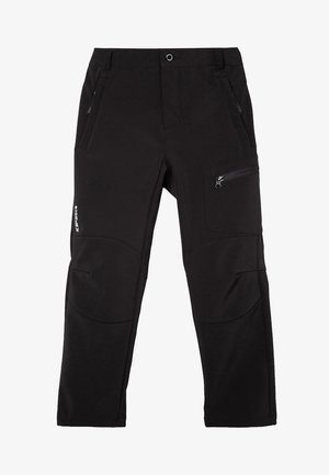 KEHL JR - Outdoor trousers - schwarz