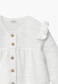 Benetton - Zip-up hoodie - white - 4