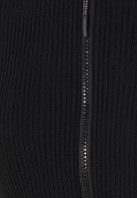 BDG Urban Outfitters - CROPPED ZIP HOODIE - Zip-up hoodie - black - 6