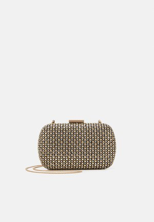 SKY JEWELLED ROUND - Clutch - dark/multi