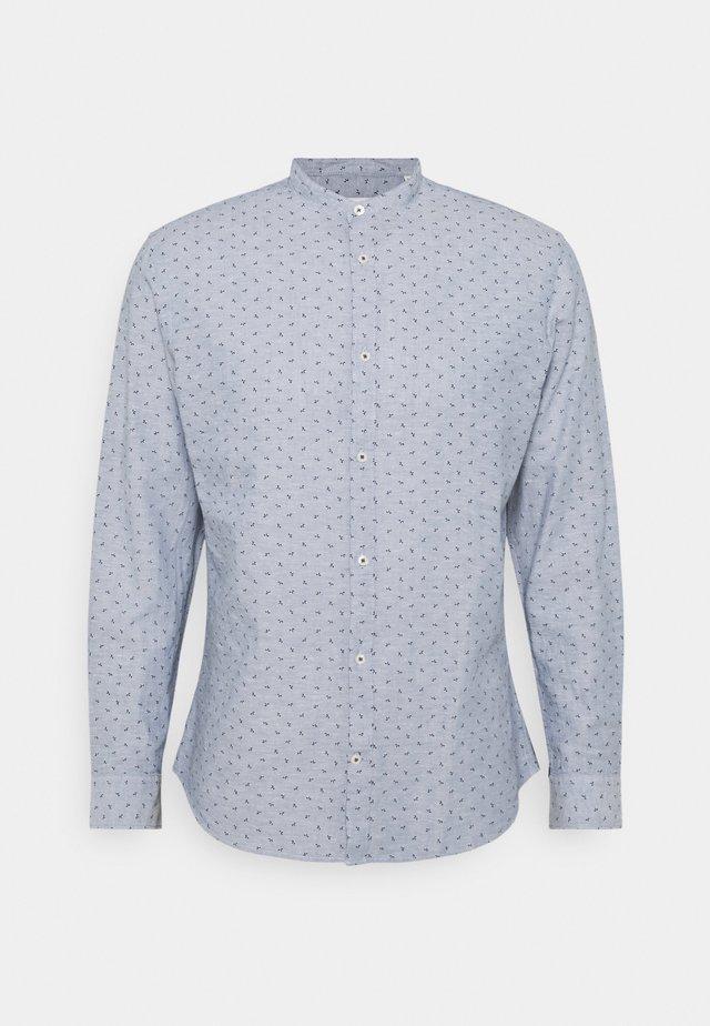 JJEBAND SUMMER SHIRT - Overhemd - cashmere blue