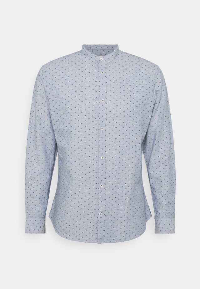 JJEBAND SUMMER SHIRT - Camicia - cashmere blue