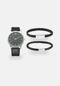 Pier One - SET - Watch - black - 0