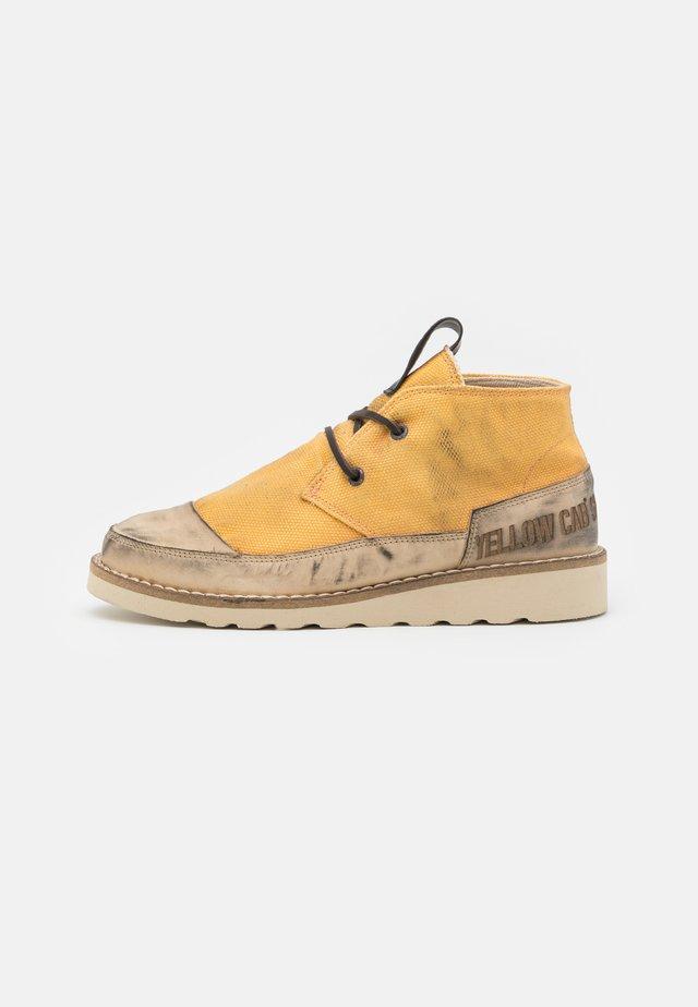WINGS - Veterboots - brown