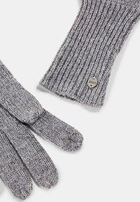 Esprit - BASIC  - Gloves - gunmetal - 2