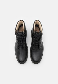 Timberland - BELANGER BOOT WP - Lace-up ankle boots - black - 3