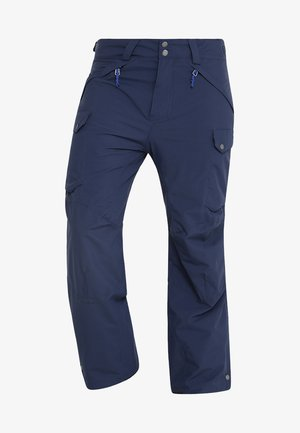 EXALT PANTS - Snow pants - ink blue