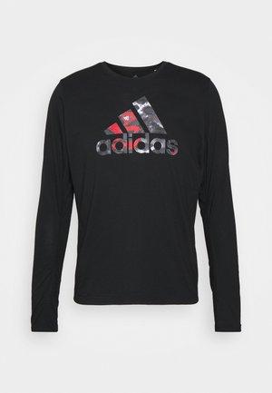 FAST - Long sleeved top - black