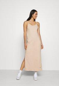 Nike Sportswear - DRESS - Maxi dress - shimmer - 0
