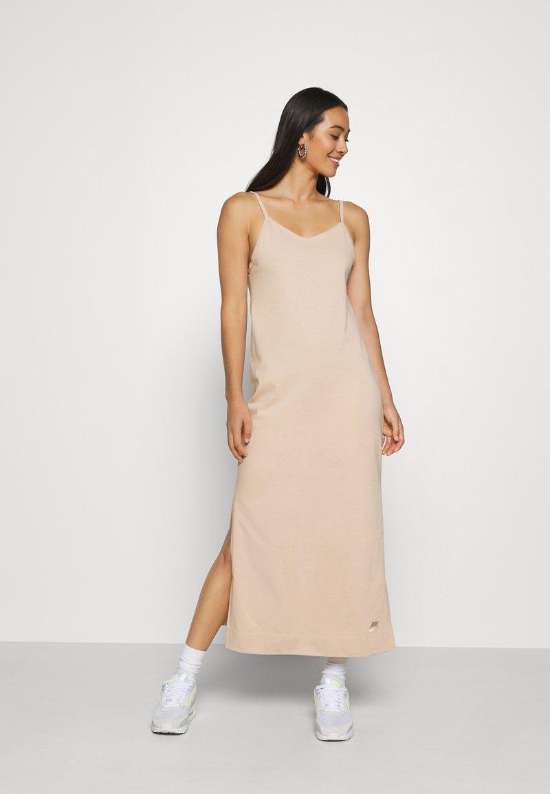 Nike Sportswear - DRESS - Maxi dress - shimmer
