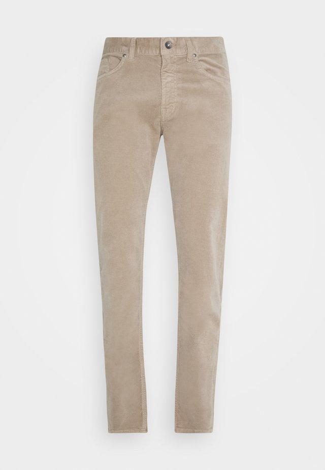 REX - Trousers - beige