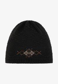 Eisbär - Mütze - schwarz - 0