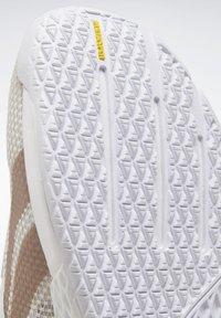 Reebok - REEBOK NANO X SHOES - Sneaker low - white - 10
