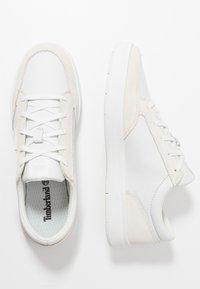 Timberland - DAVIS SQUARE - Sneakers laag - white - 1