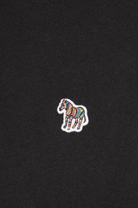 PS Paul Smith - ZEBRA HOODIE - Sweatshirt - black - 7