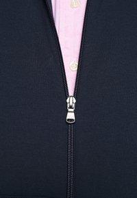 Polo Ralph Lauren Big & Tall - DOUBLE TECH HOOD - Sudadera con cremallera - aviator navy - 7