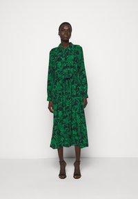 Marc Cain - Shirt dress - green - 0
