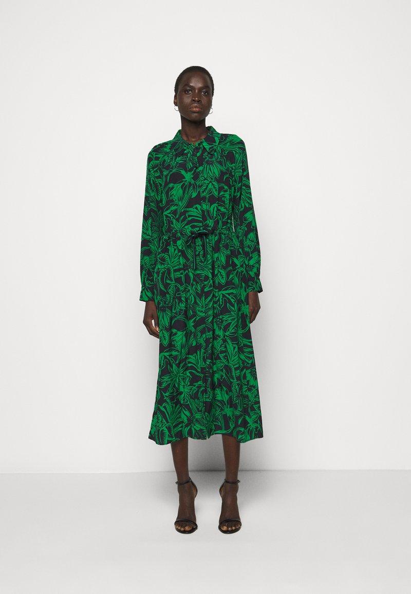 Marc Cain - Shirt dress - green
