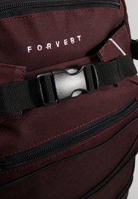 Forvert - LOUIS - Rucksack - plum - 8