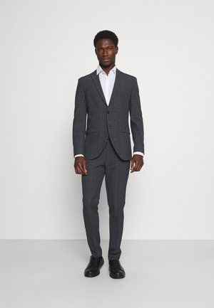 SLHSLIM MYLOLOGAN SUIT - Oblek - dark grey