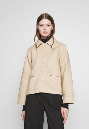 EVE - Summer jacket - medium beige