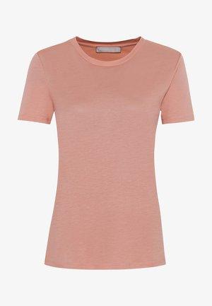 Basic T-shirt - nude