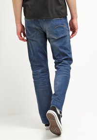 G-Star - 3301 LOOSE - Relaxed fit -farkut - firro denim - 2