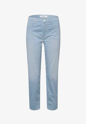 STYLE CARO  - Slim fit jeans - used light blue