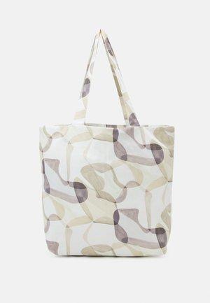 TOTE BAG PRINT UNISEX - Shopper - off-white
