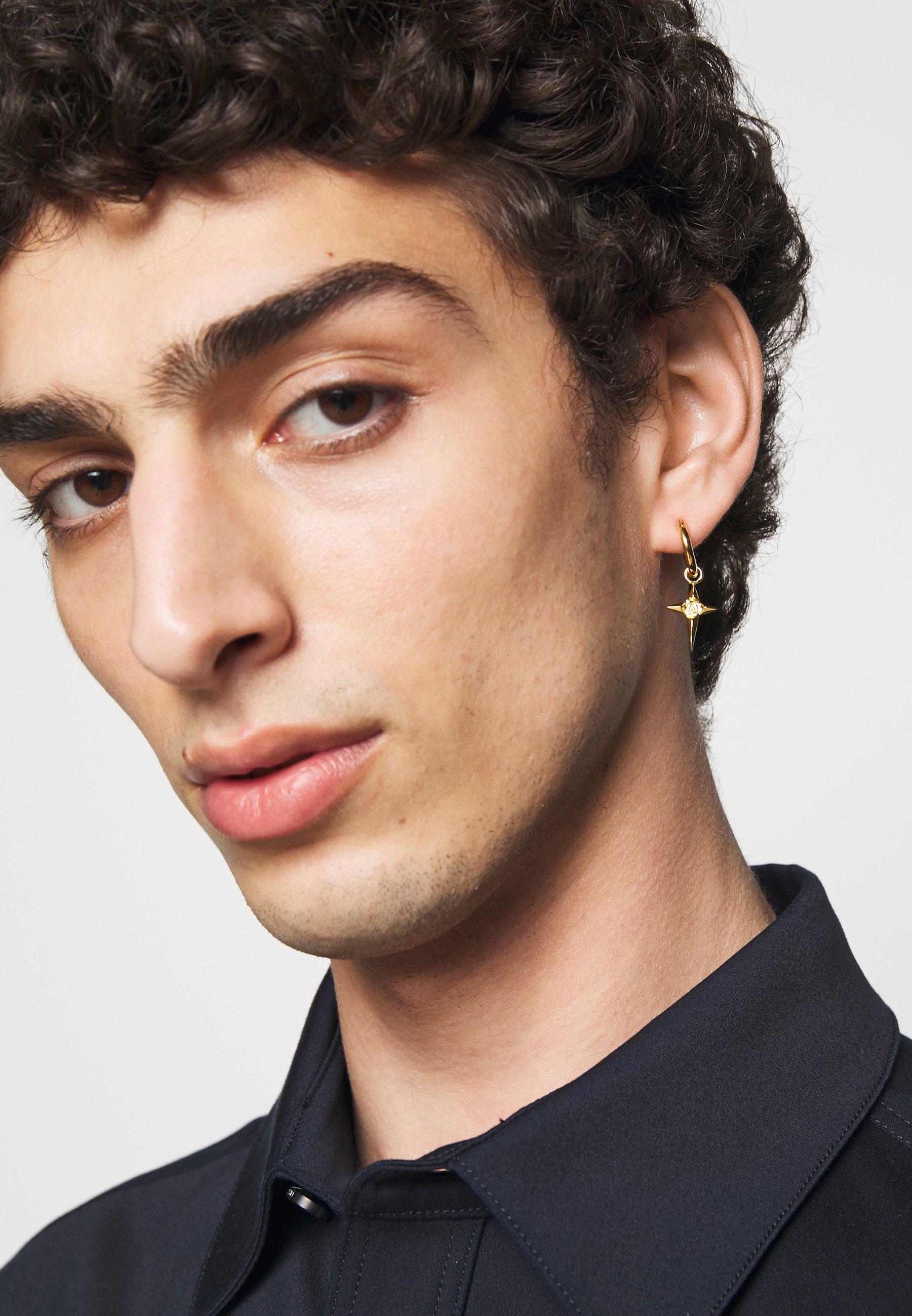 Homme STAR HOOP EARRING - Boucles d'oreilles