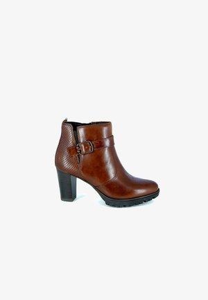 BAMBOLA - Korte laarzen - brown